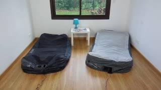 Download Matelas gonflable Intex Rest Bed Fiber Tech - 64422 / Rest Bed Deluxe Fiber Tech - 64432 Video