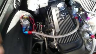 Download CHEVY NOVA BIG BLOCK NITROUS SYSTEM COMPLETE BUT......... Video