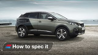 Download How to spec the 2017 Peugeot 3008 - engines, colour and trim levels Video