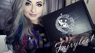 Download FairyLoot Subscription Box Unboxing - July 2018 'The Power Within' Video