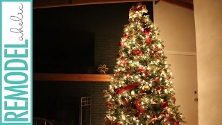 Download Decorating A Christmas Tree With Dollar Store Ornamants for $50 Video