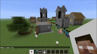 Download Minecraft Herobrine Video