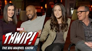 Download LIVE from S.H.I.E.L.D. on THWIP! The Big Marvel Show! Video