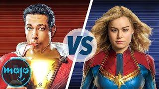 Download Shazam VS Captain Marvel Video
