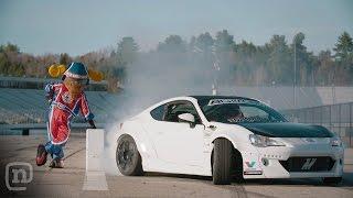 Download Tuerck'd: Ryan Tuerck Drifts New Hampshire Motor Speedway Video