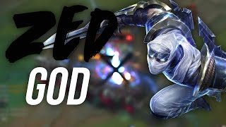 Download Imaqtpie - ZED GOD ft.Dyrus, IWDominate Video