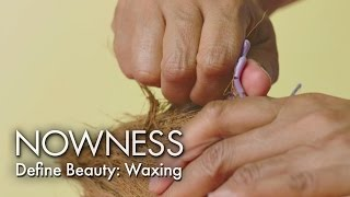 Download Ouch! Define Beauty: Waxing Video