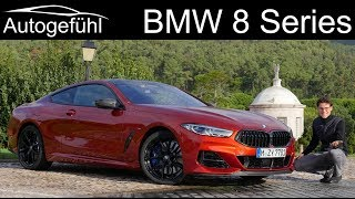 Download BMW 8-Series Coupé M850i FULL REVIEW with racetrack all-new 8 Series 8er - Autogefühl Video