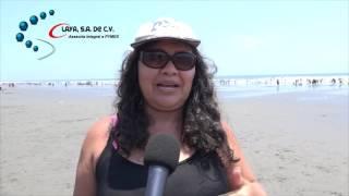 Download REPORTAJE TURISTICO PLAYA EL CUCO, SAN MIGUEL Video