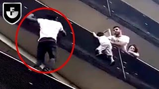 Download 7 Real Life Heroes Caught On Camera Video