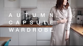 Download My Autumn Capsule Wardrobe | ViviannaDoesStyle Video