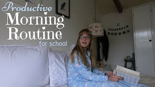 Download School Morning Routine || Extremely Productive (6am) Video