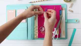 Download How To Set up A kikki.K Study Planner Video