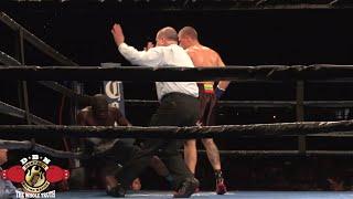 Download Freddie Roach's new KNOCKOUT artist (Eimantas Stanionis) vs Isaac Freeman fight Video