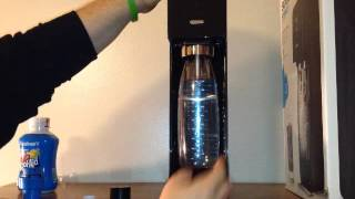 Download Sodastream Setup & Tasting Video