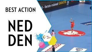 Download Netherlands too fast for the camera - but watch the end | Netherlands vs Denmark | EHF EURO 2016 Video