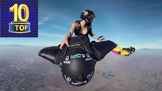 Download top 10 Extreme sports for Thrill Seekers Video