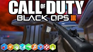 Download BEST BO2 MAP TURNED INTO BO3 ZOMBIES!! (Custom Zombie Gameplay) Video