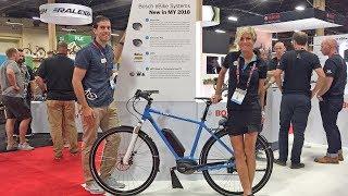 Download 2018 Bosch Electric Bike Updates from Interbike (Active Line Plus, eShift, PowerTube 500) Video