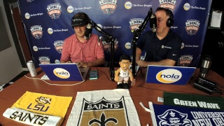 Download Dunc & Holder on Sports 1280 in New Orleans. September 18, 2017 Video