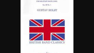 Download Gustav Holst - First Suite in E-flat Video