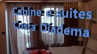 Download Un video che vi mostra tutte le tipologie di cabine di Costa Diadema Video