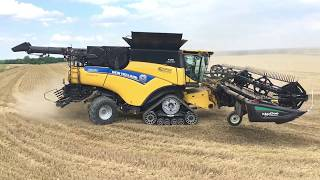 Download Claas Lexion 770 & New Holland CR 10.90 Video