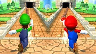 Download Mario Party 9 - Mario vs Luigi vs Wario vs Peach - Minigames (Master CPU) Video
