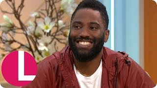 Download John David Washington Says His Mum Helped Kickstart His Career With Tough Love | Lorraine Video