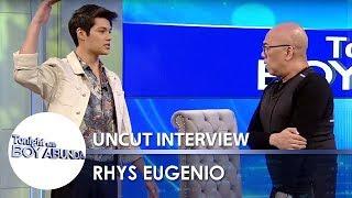 Download TWBA Uncut Interview: Rhys Eugenio Video