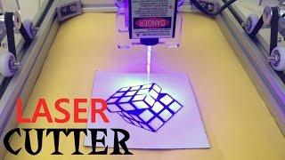 Download DIY LASER CUTTER/ENGRAVING MACHINE KIT Video
