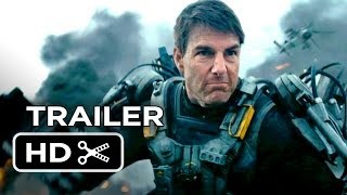Download Edge Of Tomorrow Official Trailer #1 (2014) - Tom Cruise, Emily Blunt Movie HD Video
