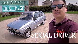 Download SERIAL DRIVER : essai youngtimer Peugeot 104 Style Z Video