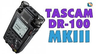 Download Tascam DR-100 MKIII Unboxing & First Look Video