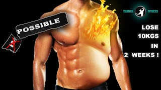 Download LOSE 10KGS IN 2 WEEKS! BURN 1KG OF FAT EVERY DAY! - THE 9 MINUTES OF EXTREME FAT DESTROYER PROGRAM Video