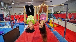 Download GIRLFRIEND vs. BOYFRIEND GYMNASTICS! Video