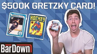 Download HOW HARD IS IT TO GET A $500K GRETZKY CARD? Video