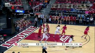 Download Highlights | Lady Vols 66, Dayton 57 (3.18.17) Video