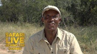 Download safariLIVE BTS: Meet the crew - David Githu Video