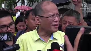 Download Noynoy Aquino on Duterte, EJK, and Kian's death Video