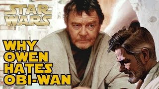 Download Why Uncle Owen Hates Obi-Wan (Canon) - Star Wars Explained Video