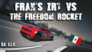 Download GuitarmageddonZL1 vs RPM ZR1 in Mexico | RPM S4 E38 Video