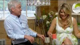 Download Holly keeps making mistakes and can't speak properly - This Morning 23rd June 2010 Video