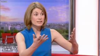 Download Jodie Whittaker on accents and her difficult role in Broadchurch Video