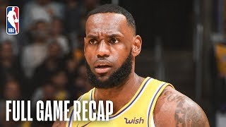 Download ROCKETS vs LAKERS | LeBron Leads Second Half Comeback | February 21, 2019 Video