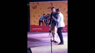 Download shahveer jafry and karachi vynz live performance ( part 2) Video