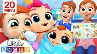 Download Family Baby Photos | Little Angel Kids Songs & Nursery Rhymes Video