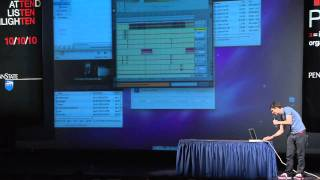 Download TEDxPSU - Jordan ″DJ Earworm″ Roseman - Music from the Crowd Video
