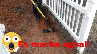 Download Como hacer un desague para aguas lluvias Video