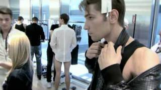 Download Backstage: Dolce & Gabbana Men's Spring/Summer 2010 Show Video